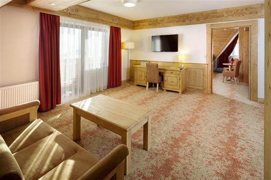 Standard Apartment (2 Adults) with unlimited access to Terma Bania