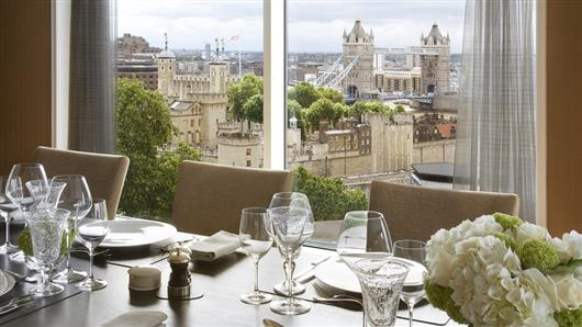 The Thames Penthouse