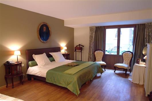 Comfort Double Room with Garden and Pool view