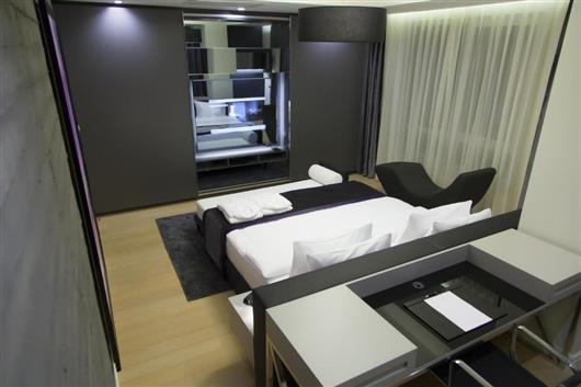 Corner Superior Two-Bedroom Apartment