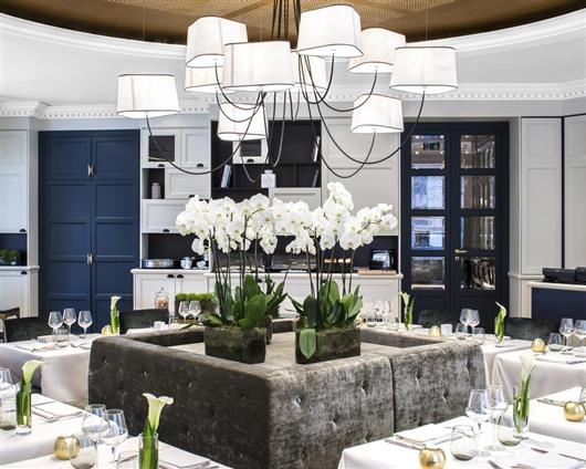 Restaurant - La Cuisine de l'E7