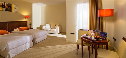 Deluxe Comfort Room