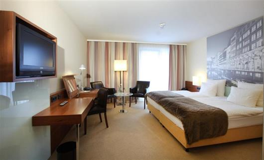 First Class Double Room