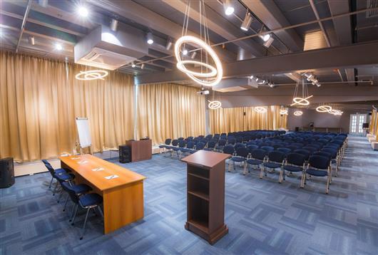 Conference Hall in Samara