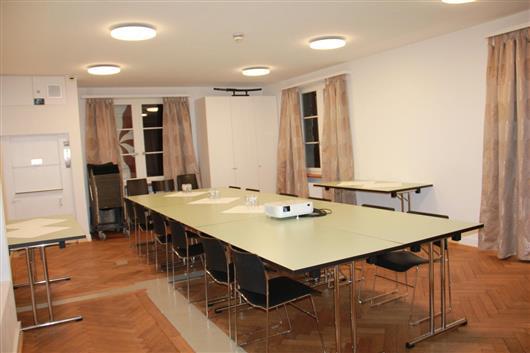 Modern seminar room