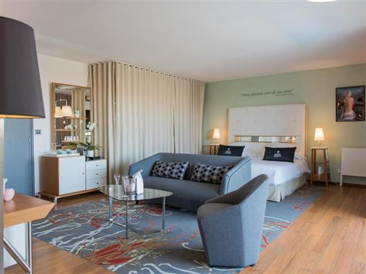 Suite with Wellness Access