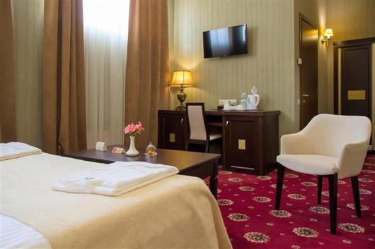 Double Economy Room with free SPA access