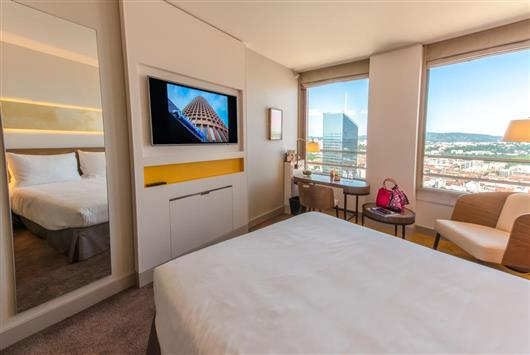 Standard Room with City View