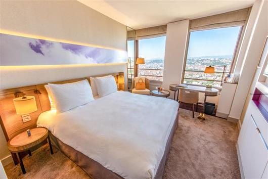 Premium Room with Panoramic Old Town View