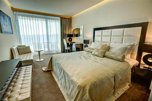 Superior Double Room with Sea View and Balcony
