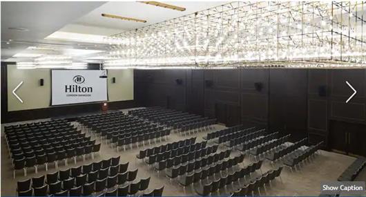 Ballroom Sections 1 & 2