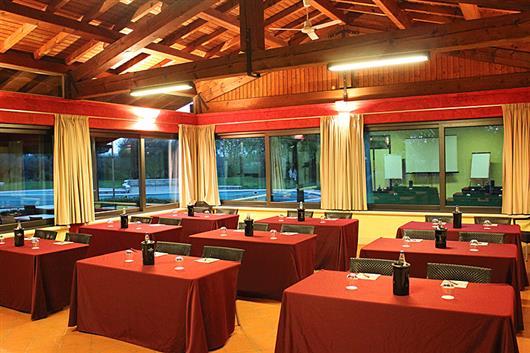 Club House Room