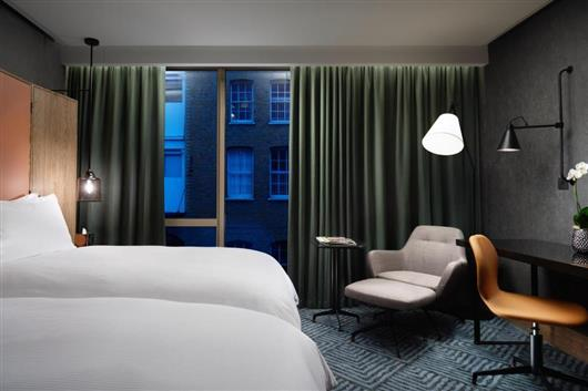 Deluxe King Room - Wheelchair Accessible