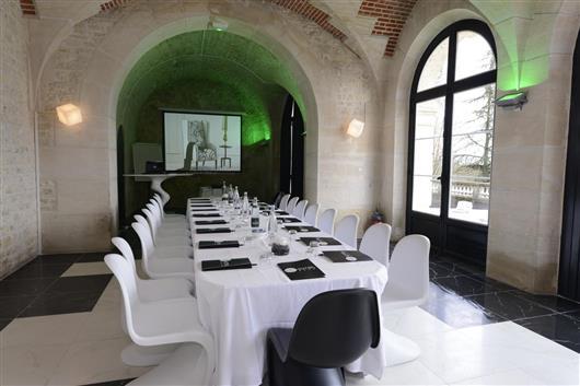 Salle Rez-de-Jardin