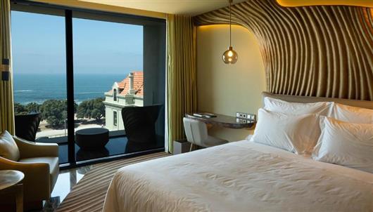 Onice Sea View Room