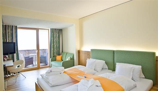 Burgblick Double Room