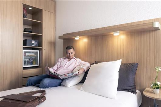 Standard Double Room - Port View