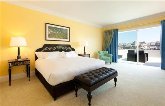 Max adults: 2  Superior Deluxe Double Room with Panoramic View