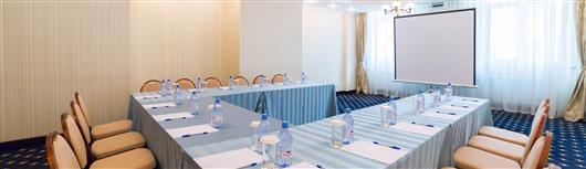 """Little Meeting Rooms """"Almaty"""" and """"Astana"""""""