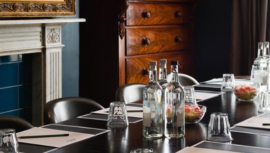 The Macallan Boardroom