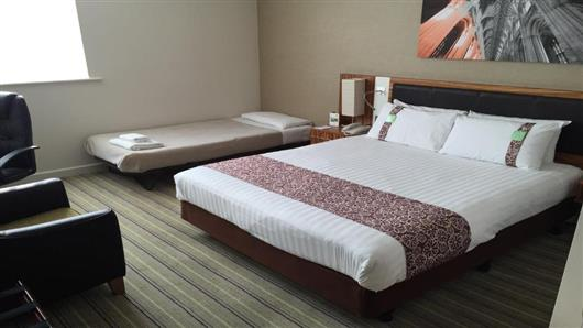 Double Room with Rollaway Bed