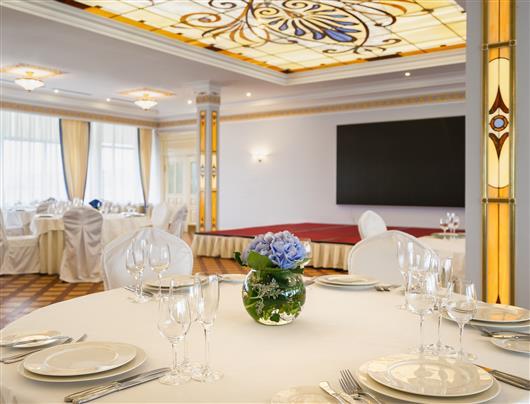 Banquet Hall Von Klenze