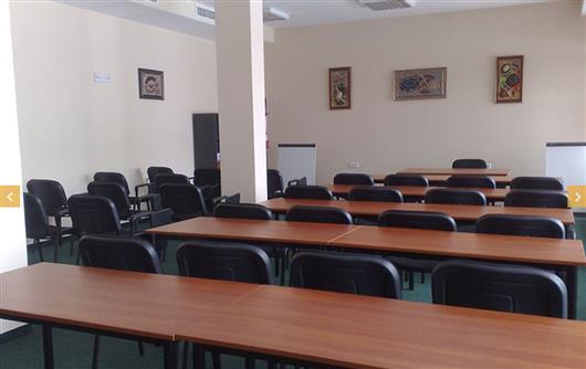 Big conference hall
