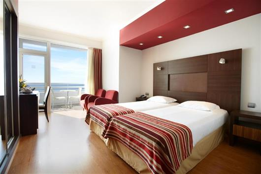 Superior Room with Mountain/Sea View