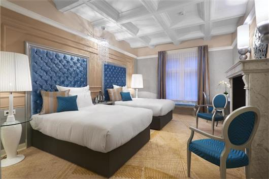Grand Luxury Room with Double Double Beds