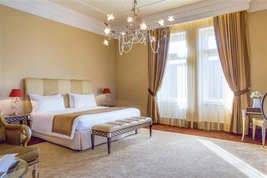 Deluxe Room, Guest room, 1 King
