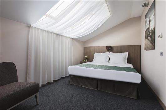 Standard Double Room - Attic