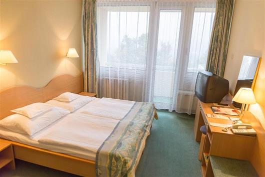 Double  Room with Balcony - Spa Offer