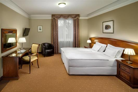 Standard Double Room - Manor House