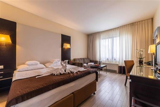 Executive Double Room with Executive Lounge Acce