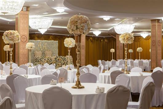 Banquet Hall Monarch