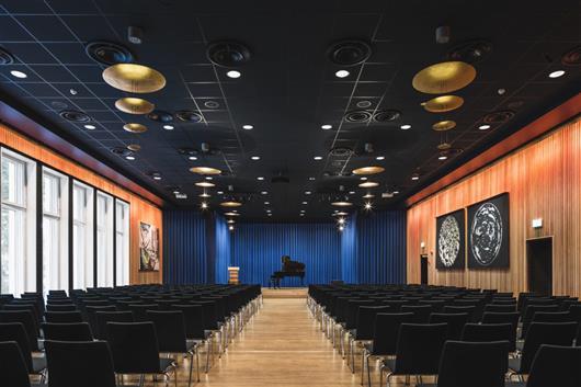 Terminus Hall