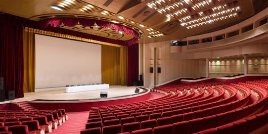 "Concert Hall ""Chaplin Hall"""