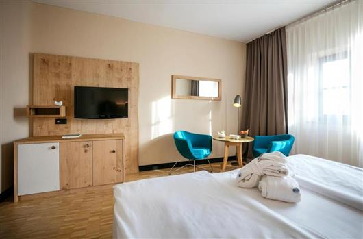 Friedensreich Double Room