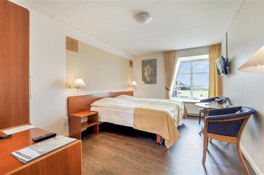 Superior Double Room with Fjord View