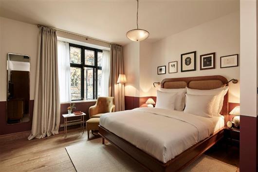 Sanders Bedroom