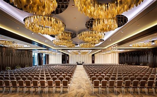 Tagiyev Ball Room 1+2