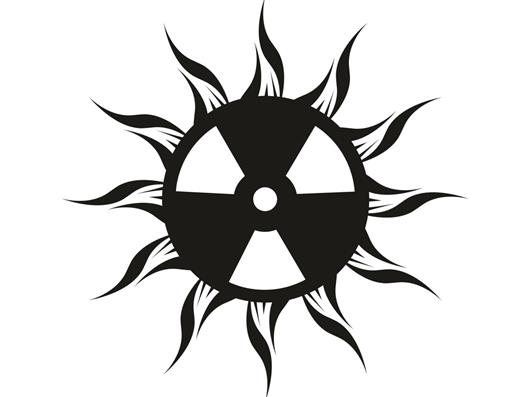 Radioactive team logo