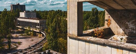 Two-days excursion to Chornobyl and Pripyat