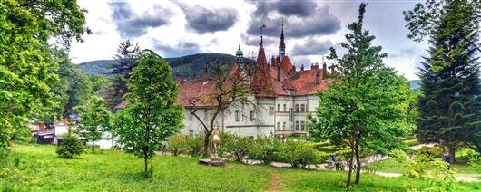 Uzhhorod defile (with a trip to Slovakia)