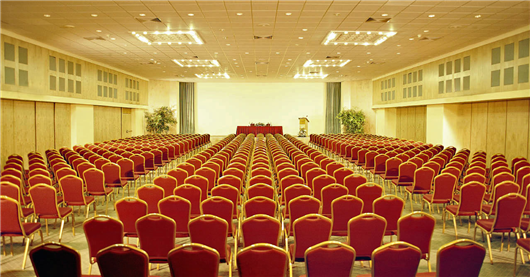 Marika Capsis A Conference Room