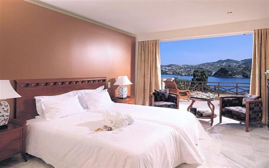 Classic room with sea view