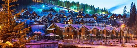 Ski tour to Bukovel for Catholic Christmas