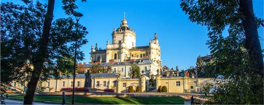 Weekend in Lviv