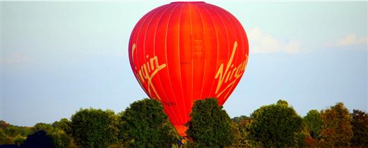 Balloon Festival in Ternopil