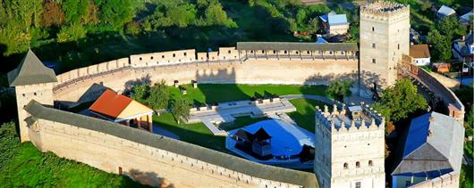Castles of Volyn